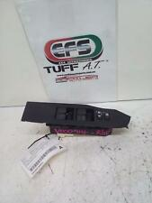 TOYOTA COROLLA POWER WINDOW SWITCH RH FRONT (MASTER SWITCH), ZRE182R, HATCH, 10/