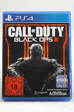 Call Of Duty: Black Ops III / 3 (Sony PlayStation 4) PS4 Spiel in OVP, SEHR GUT