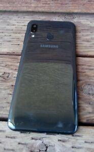 Samsung Galaxy S20 5G SM-A205U - 32GB - Black (Boost Mobile) (Single SIM)