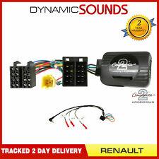 CTSRN005 Steering Control Adaptor - FREE PATCH For RENAULT Megane 2005 onwards