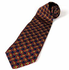 Brooks Brothers Makers Mens Tie 100% Silk Made in USA Excellent