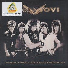 Bon Jovi-Agora Ballroom, Cleveland, OH, 17th March, 1984 Vinile UK LP