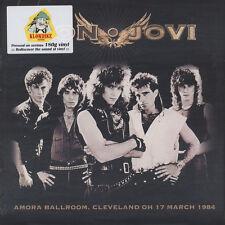 Bon Jovi - Agora Ballroom, Cleveland, Oh, 17th (Vinyl LP - 2015 - UK - Original)