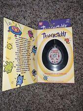 1996-1997 Bandai Tamagotchi Original Virtual Reality Pet WHITE #1800 Brand New