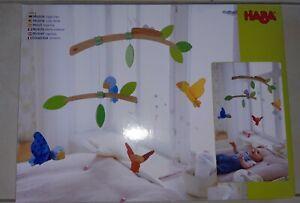 Mobile von HABA -Vögelchen  304314