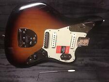 Fender American Professional Jaguar LOADED BODY USA Parts Sunburst