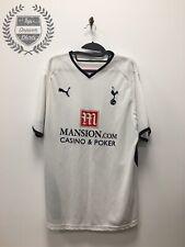 Tottenham Hotspur Spurs home football shirt 2008/2009 Men's Large