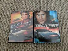 Knight Rider Season One & Season Two DVD Box Sets