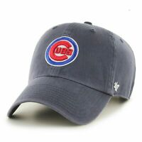 47 Brand Neuf Homme MLB Chicago Petits Clean Up Casquette - Vintage Marine Neuf