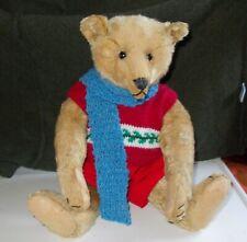 ANTIQUE STEIFF TEDDY BEAR 18 INCHES CIRCA 1910