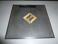 Foo Fighters-concrete and ORO - 2lp Vinyl-etched // Nuovo & Scatola Originale Incl. DLC
