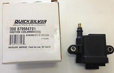 QUICKSILVER MERCURY MARINER SPARE IGNITION COIL PART NO 300-879984T01