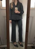 ARMANI Collezioni Women's Two Piece Grey Suit