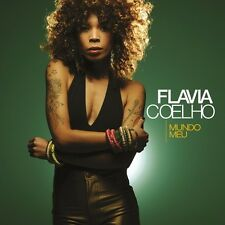 Flavia Coelho - Mundo Meu [New CD]