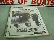 2008 SUZUKI Marine V6 New Model Technical Update Manual/CD 99954-51208     4-4-3