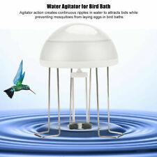 API 4WW Water Wiggler Water Agitator for Bird Baths Solar Power