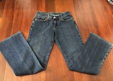 Lucky Brand Women's Bootcut Jeans Size 0 Or 25 Waist EUC