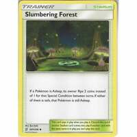 207/236 Slumbering Forest | Uncommon Trainer Card | Pokemon SM11 Unified Minds