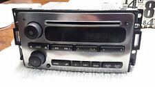 2006 - 2010 GM 15852200 Hummer H3 H3T Chrome AM/FM/CD Radio OEM Stereo System