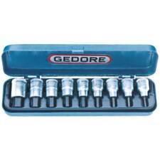 """GEDORE 1/2"""" Zoll Sechskant Steckschlüsselsatz 9-tlg. 5-17 mm"""