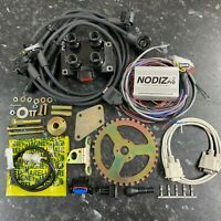 FORD Pinto NODIZ Pro Ignition Only ECU Complete Kit - Trigger kit Coil Pack etc
