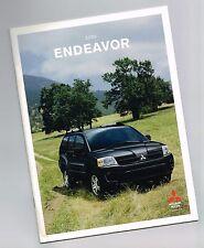 2006 Mitsubishi Endeavor FOLLETO / CON / tabla de colores: LS,LIMITED,AWD ,4wd,