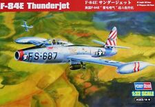 Hobbyboss 1:32 F-84E Thunderjet Aircraft Model Kit