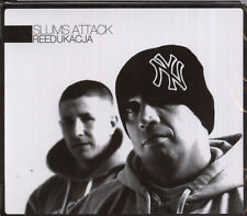 = PEJA /SLUMS ATTACK /DJ DECKS - REEDUKACJA /// 2 CD sealed