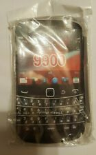 BLACKBERRY 9900 MOBILE PHONE HARD COVER FLORAL NEW