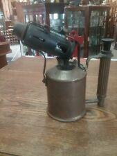 Vintage Max Sievert  Blow Lamp/ Torch
