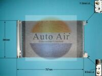 Fit with SAAB 9-5 Condenser air conditioning 16-0011 2L
