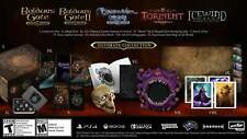 Baldur's Gate Planescape Neverwinter ULTIMATE Limited Edition Nintendo Switch