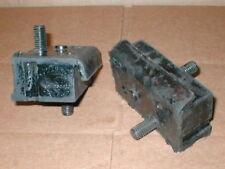 NOS Mopar pair m/mounts 1963-68,1971 Dodge A100, A108 van  273 engine #2508201