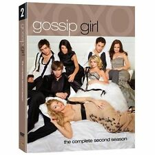 GOSSIP GIRL The Complete Second Season DVD Box Set Season 2 NEW Sealed CW TV