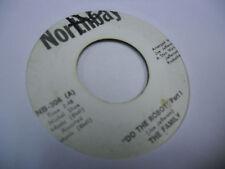 THE FAMILY Do The Robot Part I/Same vinyl 45 RPM Northbay Records VG