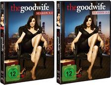 6 DVDs * THE GOOD WIFE - STAFFEL / SEASON 3 ( 3.1 + 3.2 ) IM SET # NEU OVP =