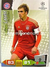 Adrenalyn XL Champions League 11/12 - Philipp patéticos