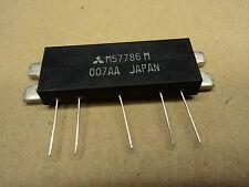 New M57786M Mitsubishi 430-470MHz 7.2V 7W FM Module NOS UHF M57786 M FASTEST S/H