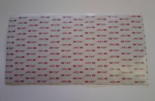 3M VHB RP45 Double-Sided Acrylic Foam Sheet; 1.1mm X 150mm x 300mm VHB Sheet