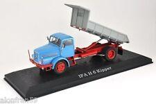 Ifa h6 kipper Truck DDR Atlas Premium 1/43