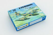 02888 Trumpeter Battleplane Dragonfly Aircraft Model American A-37A 1/48