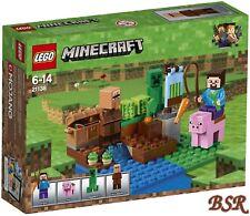 LEGO® Minecraft: 21138 Melonenplantage ! NEU & OVP !