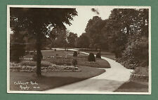 1934 RP PC CALDECOTT PARK, RUGBY