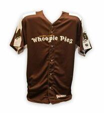 Portland Seadogs Whoopie Pies Jersey XL
