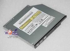 DVD-RW-R TOSHIBA TS-L633 8x DVD PORTÁTIL BRENNER DOBLE CAPA SLIMLINE BIEN #K543