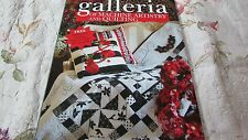 Jenny Haskins GALLERIA Multi Format Embroidery Design Cd w/ Book BRAND NEW