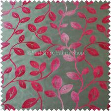 Taffeta Upholstery Floral Craft Fabrics