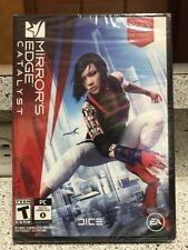 🔫Brand New!!! Mirror's Edge: Catalyst (PC, 2016) Sealed!!! D/load Only!!!🔫