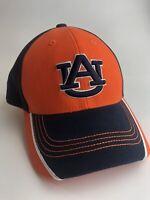 UA Auburn Tigers - New Era 9FORTY Adjustable Hat - Navy & Orange- New 🧢