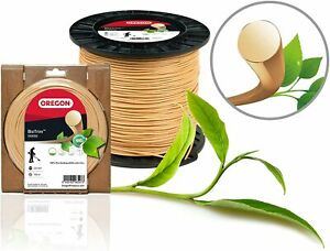 BIOTRIM biodegradable strimmer trimmer line 3mm CUT TO LENGTH 565017 IN STOCK